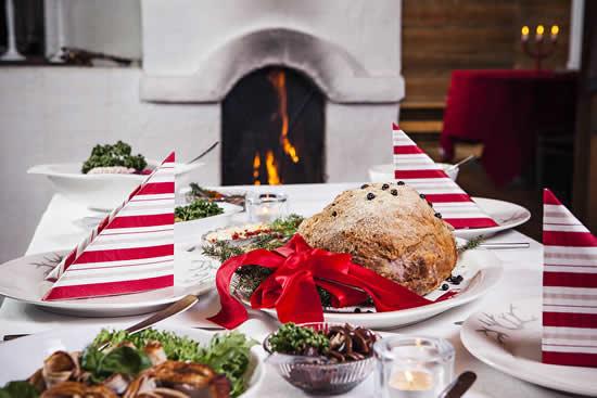 Finland Christmas Dinner