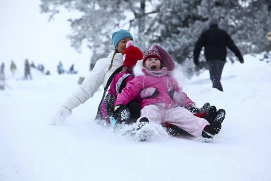 Finland Winter Activities