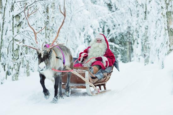 フィンランド伝統のクリスマス