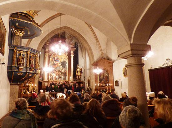 ザンクトレオンハルトの教会