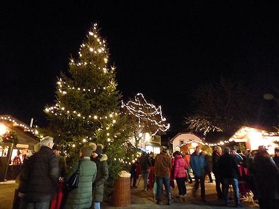 ザンクトレオンハルトのクリスマスマーケット