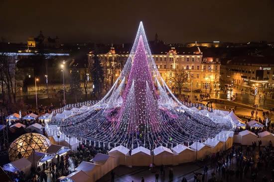 今からでも十分に楽しめるリトアニアのクリスマス