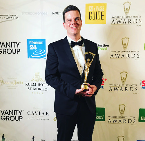 ヒルトン・クアラルンプール、ワールド・ラグジュアリーホテル・アワードを受賞