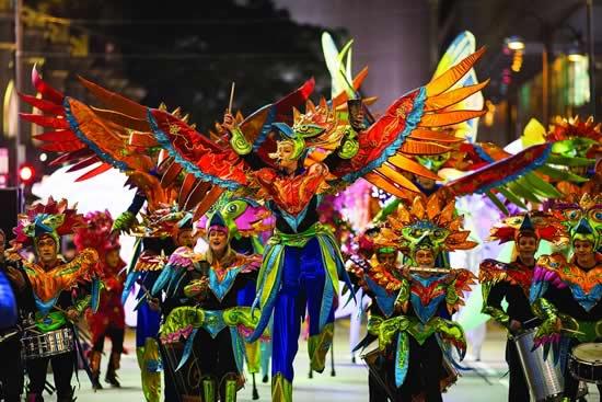 香港の「旧正月」は祝賀イベントが目白押し