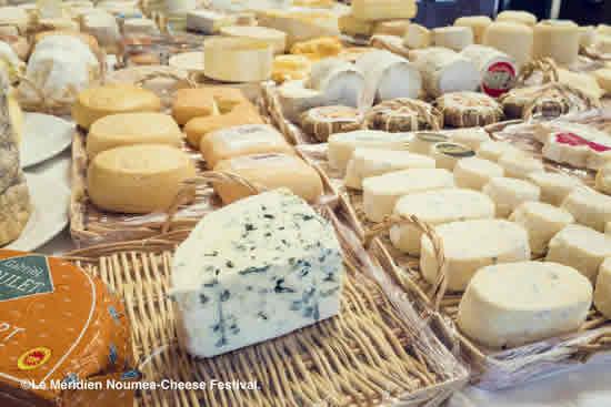 グルメもうなる南の島の「フレンチ・チーズフェスティバル」
