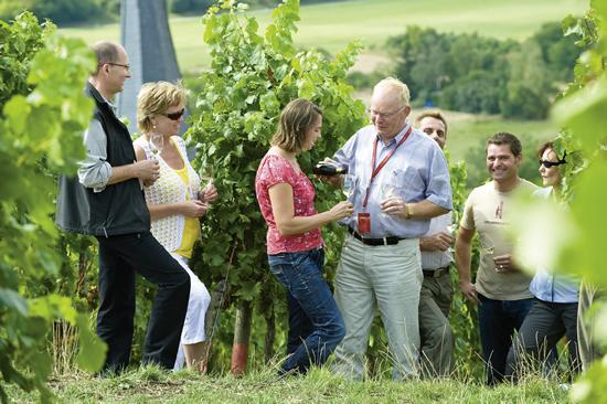 ドイツ観光局が #ドイツワイン旅 キャンペーンを実施中