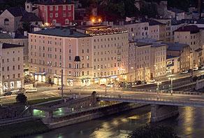 ザルツブルクで今一番ホットなホテル「シュタイン」
