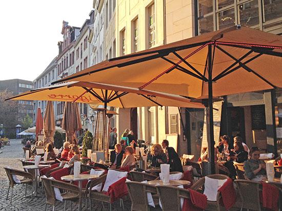バッハの町でドイツのコーヒー文化にふれる