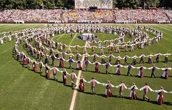 2018年6月開幕! リトアニア「歌の祭典」のプログラムが発表