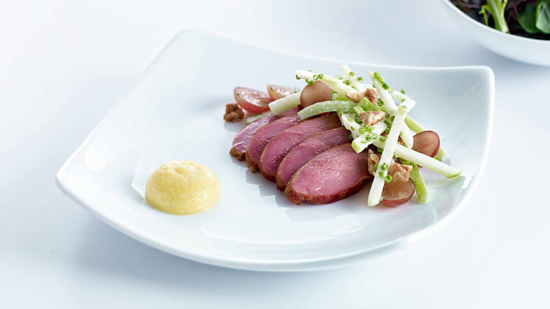 AC Smoked Ontario Duck Breast