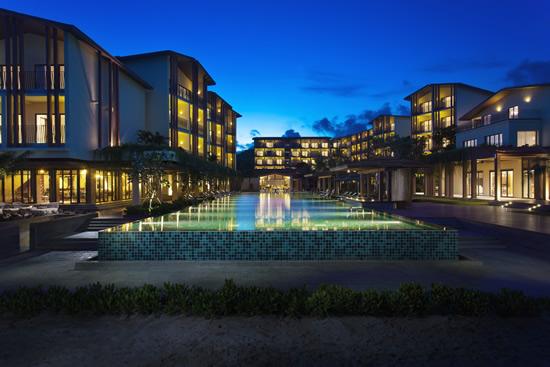ベトナムのフーコック島に「デュシット プリンセスムーンライズ ビーチ リゾート」が開業