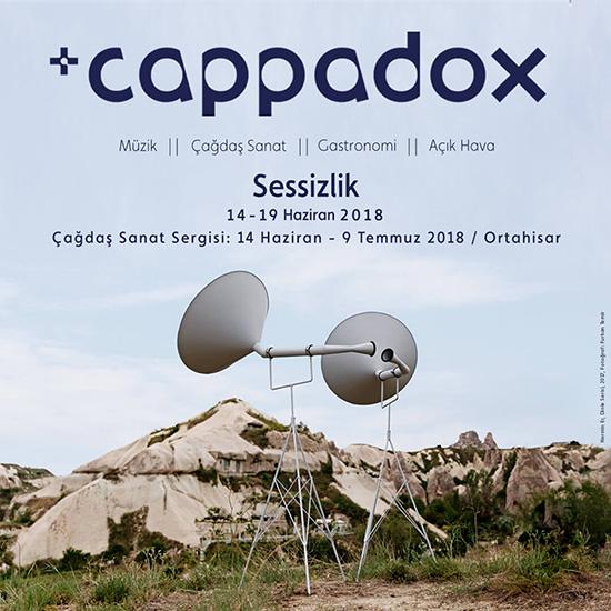 カッパドキアの野外総合フェス「第4回 カッパドックス」開催