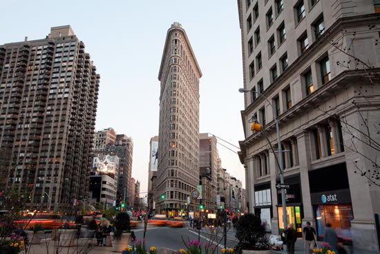 NYC flatiron_building