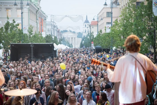 Vilnius City Fiesta 2018