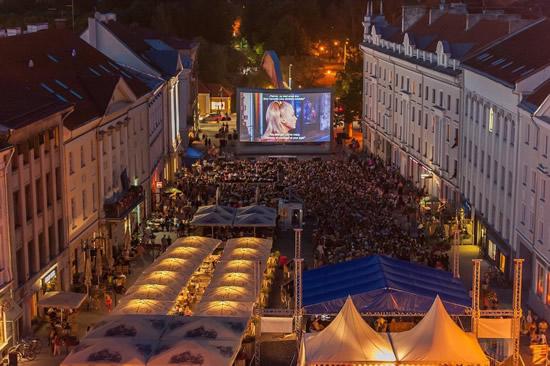 エストニア第2の都市タルトゥでユニークな野外映画祭「tARTuFF」を体験