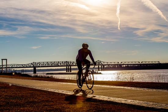 ますます便利になったメンフィスのバイク・シェア!ちょっと足を伸ばしてお隣のアーカンソー州までサイクリングを楽しむ