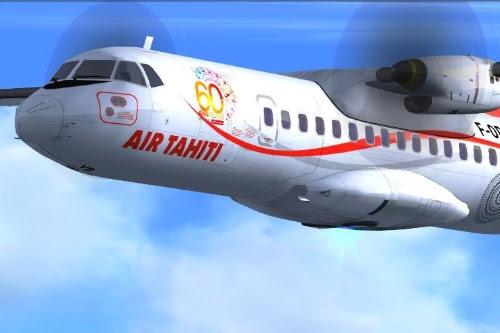 エアタヒチ、ランギロアからボラボラへ週2便運航へ