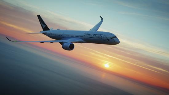 キャセイパシフィック、香港とフランクフルト、アデレード、マドリードと成田を結ぶ各路線で増便
