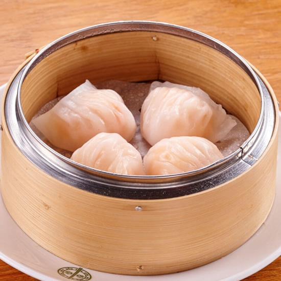 HKG Week 2018 Shrimp Dumpling
