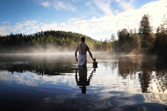 フィンランドでサウナ巡礼 Visit Finland が「サウナキャンペーン」をキックオフ!