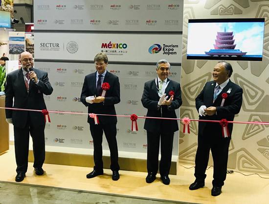 前年比4%増で引き続き好調のメキシコ観光、日本はメキシコにとってアジアで最も重要な市場