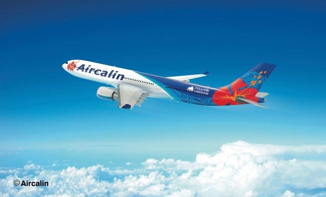 エアカランが「ブラックフライデー」の大セール ~ 日本/ニューカレドニアの航空券の2人目が無料に!