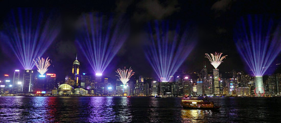 HK Pulse Light Festival 2018