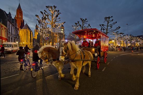 マーストリヒト周辺で楽しむクリスマスイベント