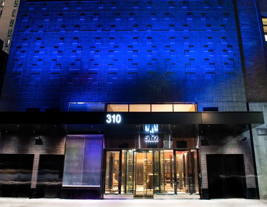 マンハッタンにプリファード ホテルズ&リゾーツの加盟ホテル「アリズ・ホテル・タイムズ・スクエア」がオープン