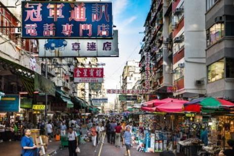香港街歩き ~ ローカルのリアルライフが楽しめるシャムスイポー