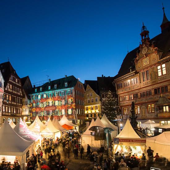 12月にテュービンゲンでドイツ最大の「国際チョコフェス」開催