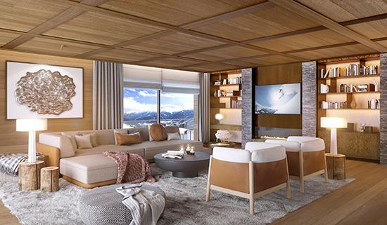 2021年、スイスの絶景山岳リゾートに「シックスセンシズ」が誕生