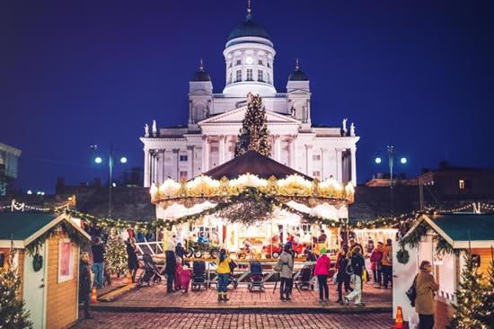 サンタの国フィンランド、12月1日からクリスマス・カレンダーキャンペーンを実施中
