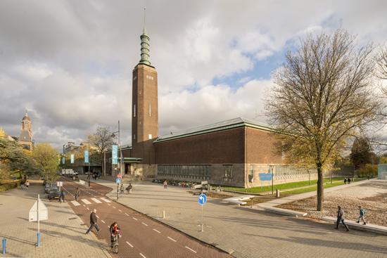 2019年にロッテルダムの「ボイマンス・ファン・ベーニンゲン美術館」が改修へ