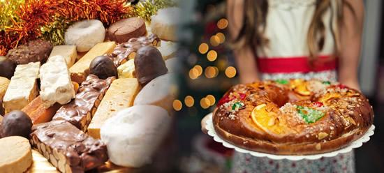 ハズレを引くのは誰? セゴビア伝統のクリスマス菓子「王様のケーキ」を味わう