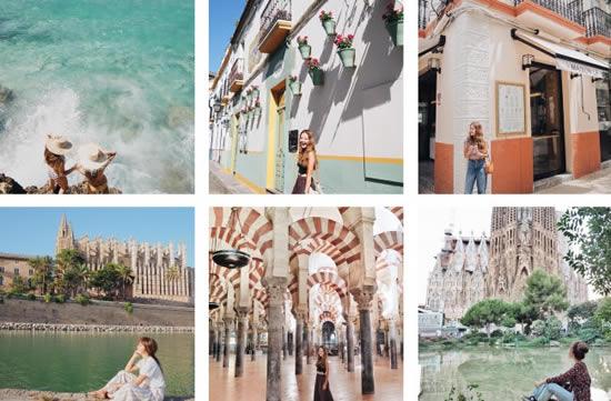 抽選でスペインまでの航空券をプレゼント! GENIC×スペイン政府観光局が「VISIT SPAIN キャンペーン」を実施中