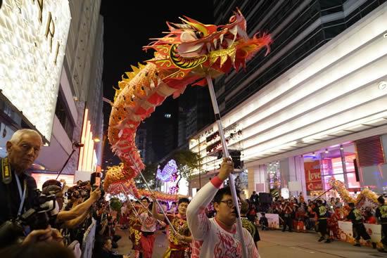 香港の伝統文化と趣のある旧正月を体験する
