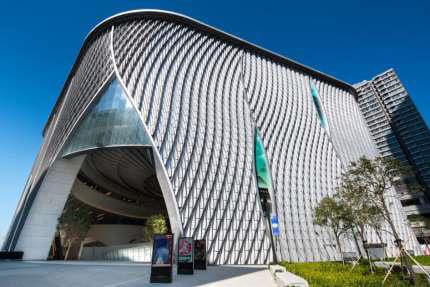 西九龍文化地区に舞台芸術劇場「戯曲センター」がオープン!