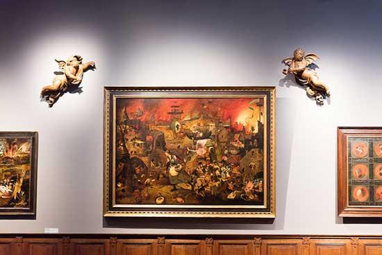 ブリューゲル作「悪女フリート」が帰還したマイヤー・ヴァン・デン・ベルグ美術館で企画展開催
