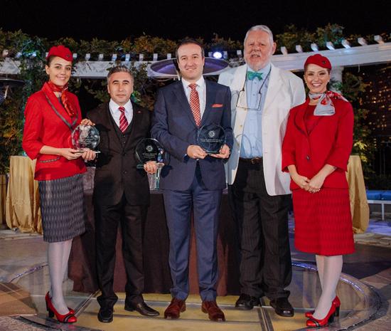 ターキッシュ エアラインズ、米グローバル トラベラー誌の「ビジネストラベラー ベスト コーポレート トラベル プログラム賞」を獲得