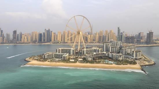 Dubai Blue Water Island