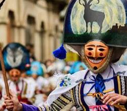 スペインでちょっと変わったカーニバルを体験「ベリンのカーニバル」