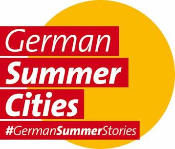 ドイツ観光局が新キャンペーン「ジャーマンサマーシティーズ」をキックオフ