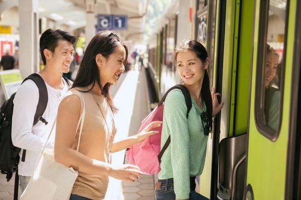 Eurail campaign 2019