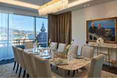 伝説のホテル「オテル・ド・パリ・モンテカルロ」にモナコ公室が身近に感じられる新たなダイアモンド・スイートが誕生!