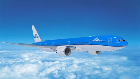 KLM B777-300