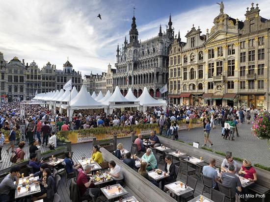 フランダース政府観光局、新キャンペーン「大好きベルギー!おいしいベルギーを体験」をキックオフ!
