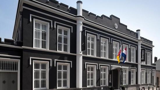 オランダの元刑務所ホテル「アレストハウス」に泊まる