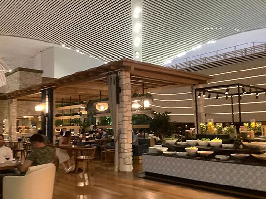 ターキッシュ エアラインズ、イスタンブール新空港に5つのラウンジをオープン