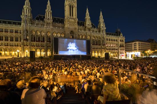 ウィーンの夏の風物詩「音楽フィルムフェスティバル」の季節がやってくる